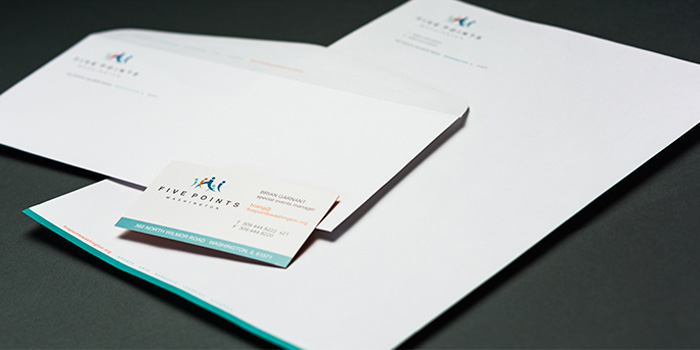 Letterhead and stationary