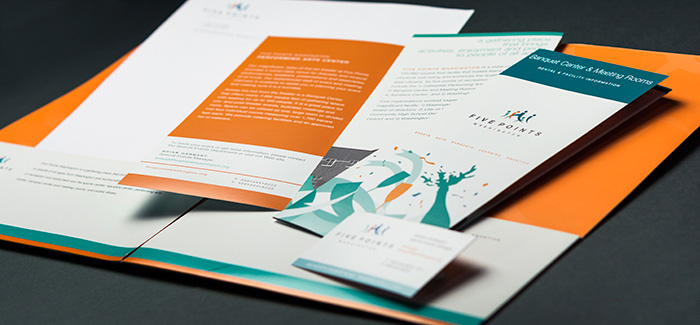 Five Points marketing materials